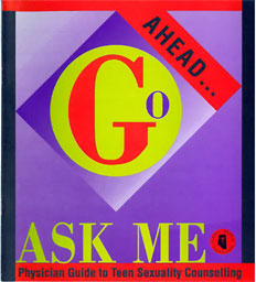 """Go ahead --- ask me"" booklet"