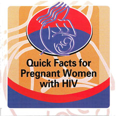 Testing pregnant women for HIV graphic