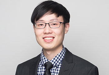 Harry Liu, University of Alberta, Doctor of Medicine class of 2019