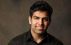 Vishal Puri, University of Alberta, student representative to the AMA RF