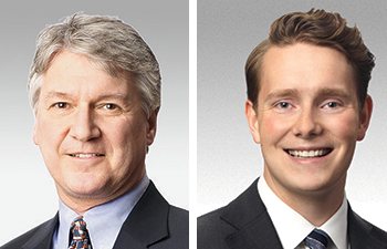 Jonathan P. Rossall, QC, LLM, Partner, McLennan Ross LLP (L) and Nathaniel Brenneis, Associate, McLennan Ross LLP (R)